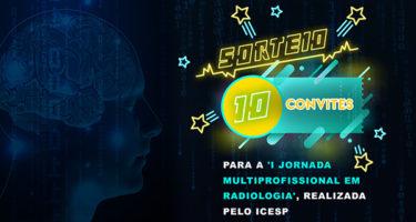 EADPLUS sorteia 10 convites do evento do ICESP | Foto: Letícia Maldonado.